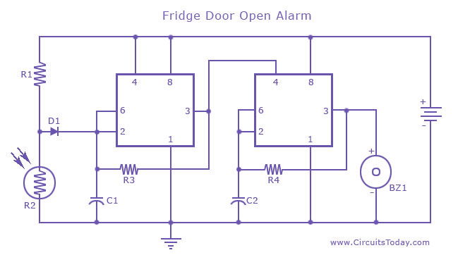 plicated Electronic Schematics besides Emergency Led Light Circuit furthermore Hong Chang Fire Alarm Control Panel 5 Zone together with Wiring Diagram For Boat also Index15. on open simple alarm circuit diagram