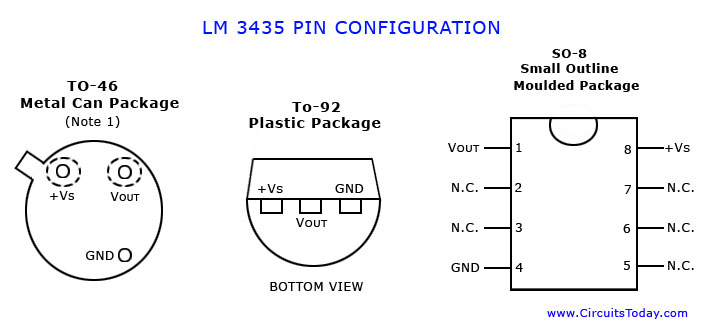 Diagram Lm3914lm35electronicthermometercircuitdiagramproject