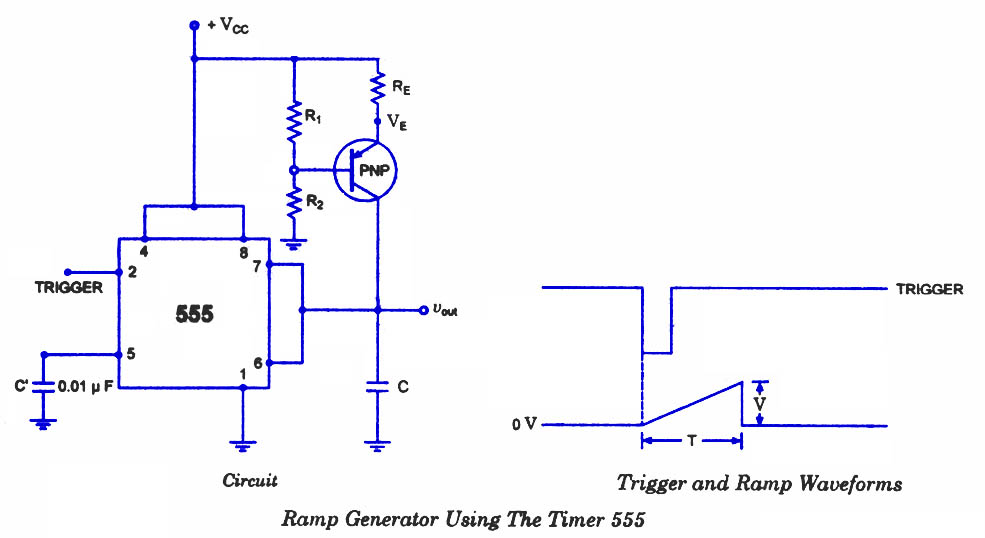 555 Resistance Quick Measuring Circuit 555circuit Circuit Diagram