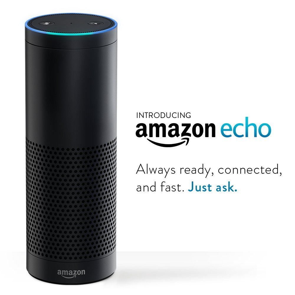 amazon echo review is it worth the hype. Black Bedroom Furniture Sets. Home Design Ideas