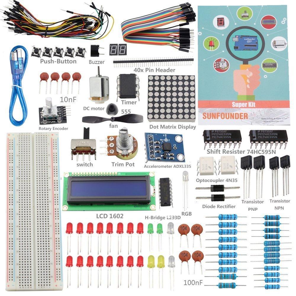 Best arduino starter kit for beginner uno r